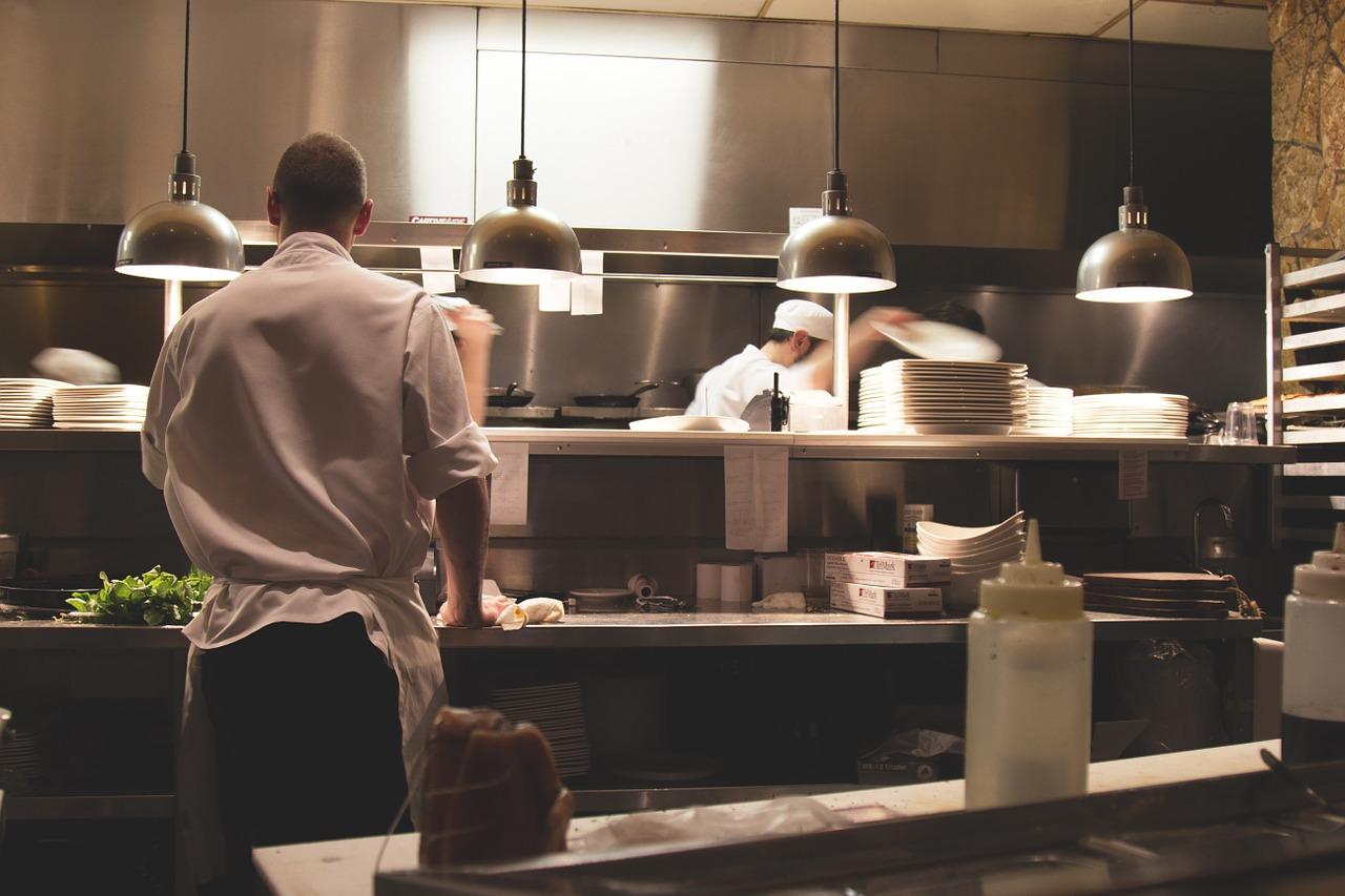 nagykonyhai éttermi gépek